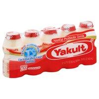 Yakult Probiotic Milk Drink – 5 x 80Ml