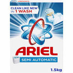 Original Scent Semi-Automatic Laundry Powder -1.5Kg