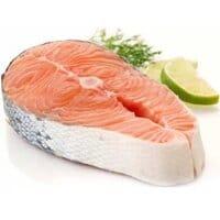 Fresh Salmon Steak Fresh – Norway – 150g Per Piece