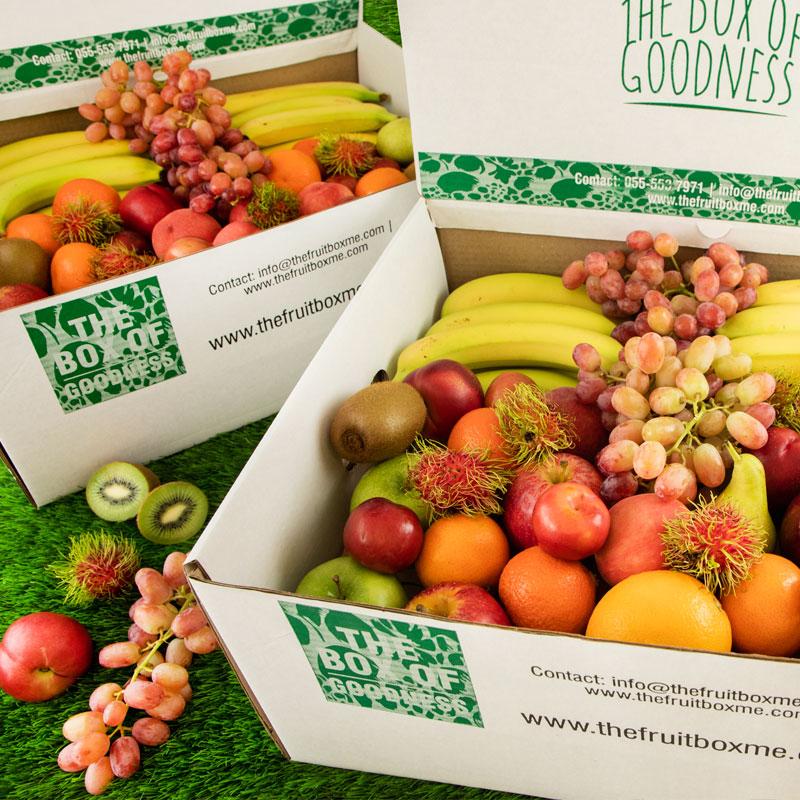 Office Large Fruit Box 24KG