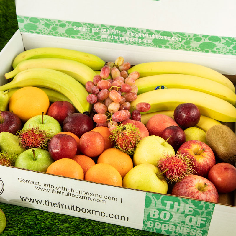 Home Snack Fruit Box 6KG