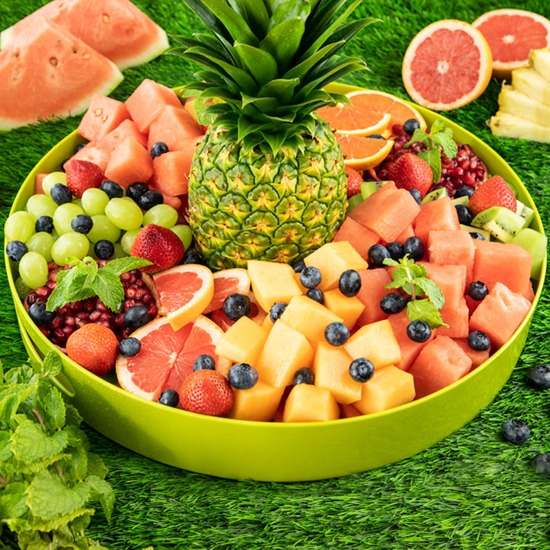Office Mix Tropical Large Fruit Platter