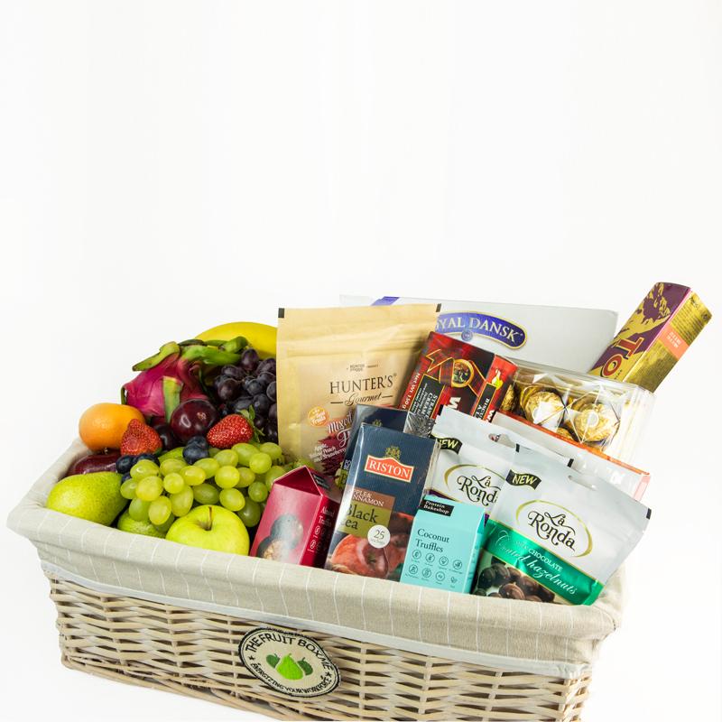 Office Deluxe Hamper Gift Basket