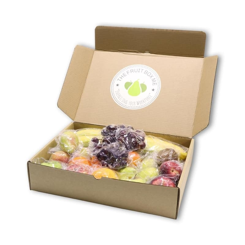 Mini Fruit Box Individually Wrapped Fruits 4kg